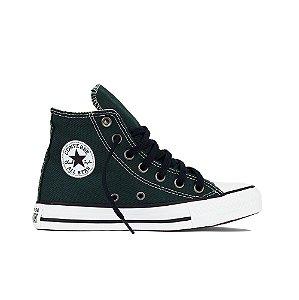 Tênis Converse All Star Cano Alto Chuck Taylor - Verde Militar