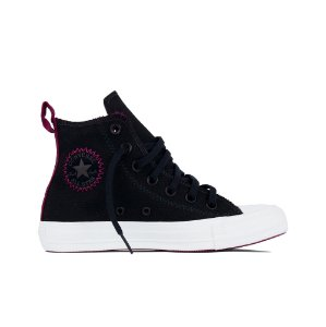Tênis Converse All Star Cano Alto Love You - Preto