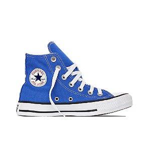 Tênis Converse All Star Cano Alto Chuck Taylor - Azul Aurora