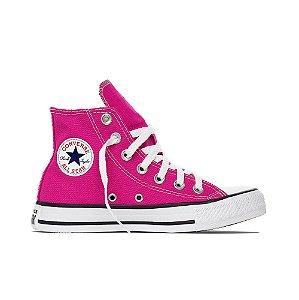 Tênis Converse All Star Cano Alto Chuck Taylor - Pink Fluor