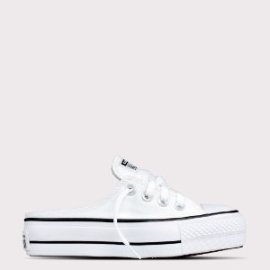 Tênis Converse All Star Chuck Taylor Lift Mule - Branco