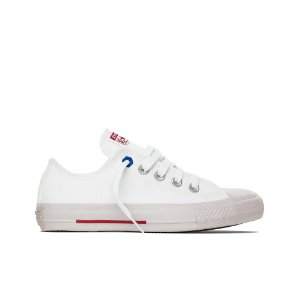 Tênis Converse All Star Chuck Taylor Espacial Ox - Branco