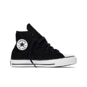 Tênis Converse All Star Cano Alto Chuck Taylor Not Alone - Preto