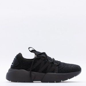 Tênis Mary Jane Discovery Fly Walk - Black Full