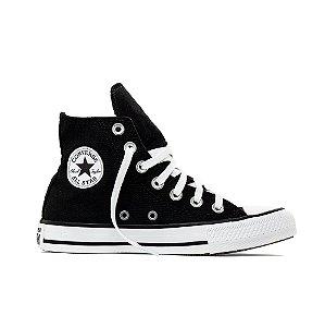 Tênis Converse All Star Chuck Taylor Pocket Hi - Preto
