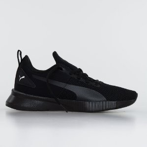 Tênis Puma Flyer Runner - Black High