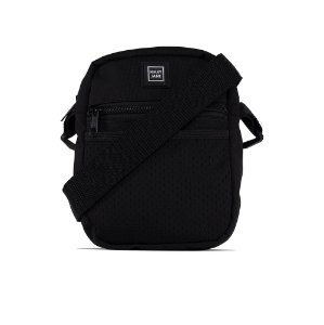 Bag Mary Jane Shoulder Tela Feminino - Preto