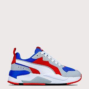 Tênis Puma XRay BDP - Royal/White