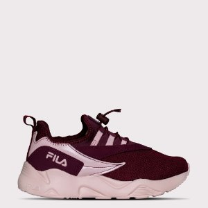 Tênis Fila V.Track Feminino - Vinho