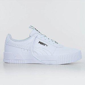 Tênis Puma Carina Bold Feminino - White
