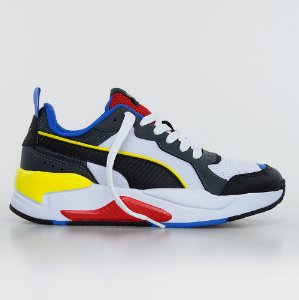 Tênis Puma X-Ray BDP - White/Black