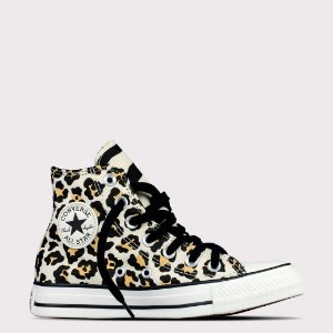 Tênis Converse All Star Chuck Taylor Hi - Animal Print