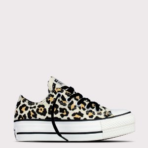 Tênis Converse All Star Chuck Taylor Lift - Animal Print