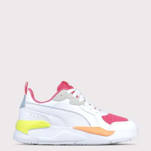 Tênis Puma XRay Game BDP - White/Bubblegum