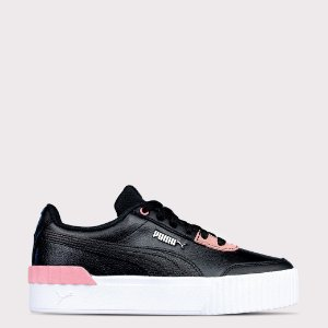 Tenis Puma Carina Lift - Black/Silver