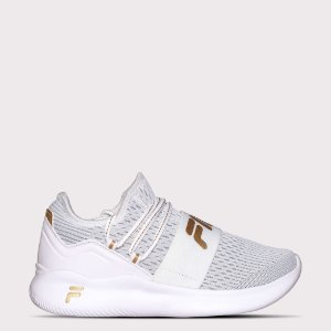Tênis Fila Trend Feminino - Branco