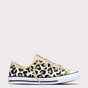 Tênis Converse All Star Chuck Taylor Dainty Ox - Animal Print