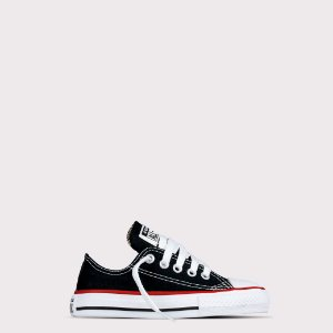 Tênis Converse All Star Ox Kids - Preto