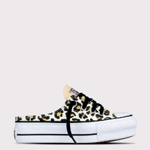Tênis Converse All Star Chuck Taylor Mule Lift - Animal Print