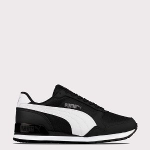 Tênis Puma ST Runner V2 SN BDP - Black/White