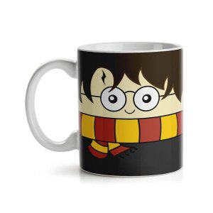 Caneca Bruxinho Harry Potter