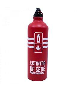 Garrafa Vermelha Alumínio Extintor