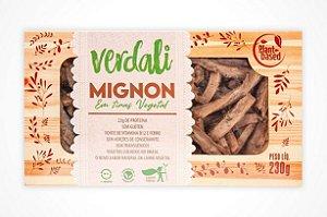 Tiras de Mignon Vegetal 230g - Verdali