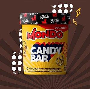 Sorvete Mondo Candy Bar 473ml - Viewganas