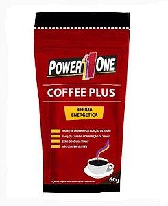 Café Energético Coffe Plus 60g - Power One