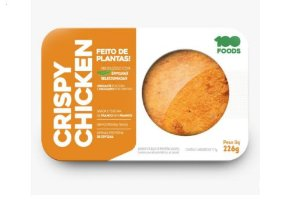 Crispy Chicken 226g - 100 Foods