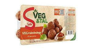 Almôndega Vegetal 300g - Sadia