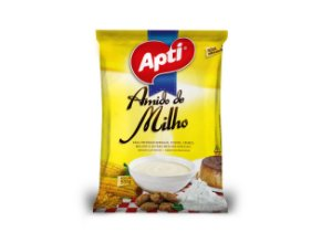 Amido de Milho 500g - Apti