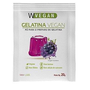 Gelatina Vegana em Pó 20g - Wvegan
