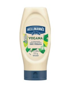 Maionese Vegana 335g - Hellmanns