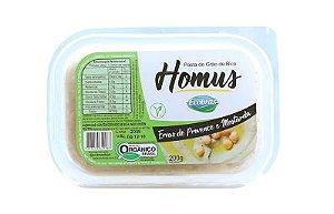 Hommus c/ Ervas e Mostarda 200g - Ecobras