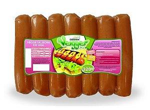 Salsicha de Soja Vegge 320g - Goshen