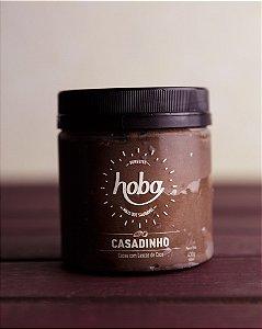 Sorvete Casadinho (Cacau e Côco) 500ml - Hoba