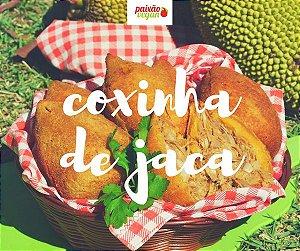 Coxinha de Jaca 500g - Paixão Vegan