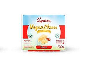 Queijo Vegano Prato 200g - Superbom