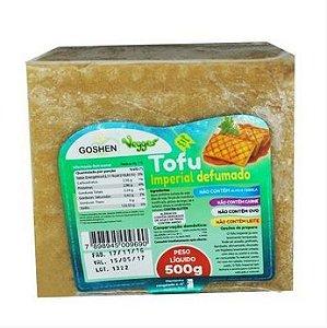 Tofu Imperial Defumado 500g - Goshen