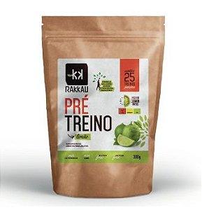 Pré-Treino Limão 300g - Rakkau