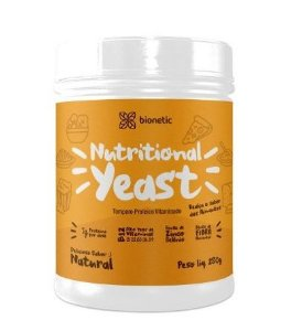 Nutritional Yeast Natural 250g - Auri Foods (Bionetic)