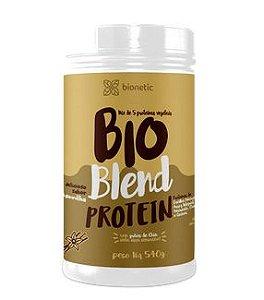 Bio Blend Protein Baunilha 540g - Bionetic