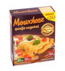 Maniocheese Queijo Vegetal em Pó 120g - Manioc