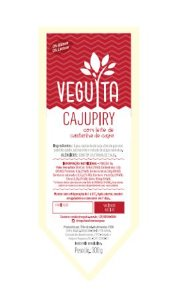 Queijo Cajupiry 300g - Veguita