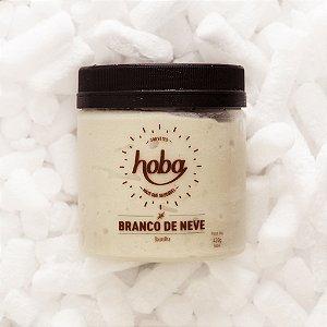 Sorvete Branco de Neve (Baunilha) 500ml - Sorvetes Hoba