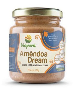 Amêndoa Dream 210g - Bioporã