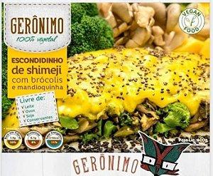Escondidinho de Shimeji com Brócolis 400g - Gerônimo