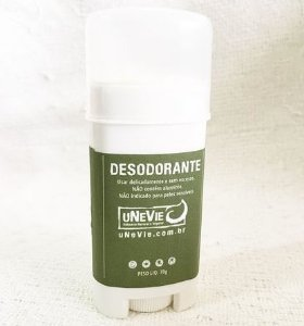 Desodorante Natural 70g - Unevie