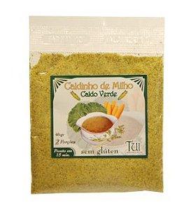 Caldinho de Milho Sabor Verde 46g - Tui Alimentos